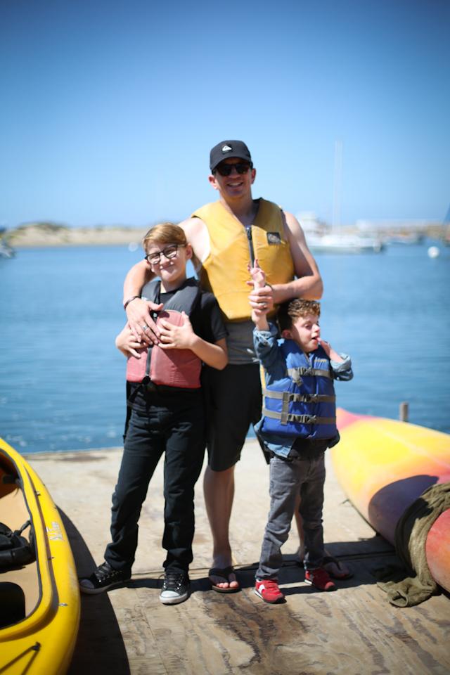 kayaking as a family lisa leonard-03