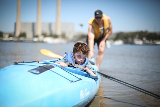 kayaking as a family lisa leonard-12