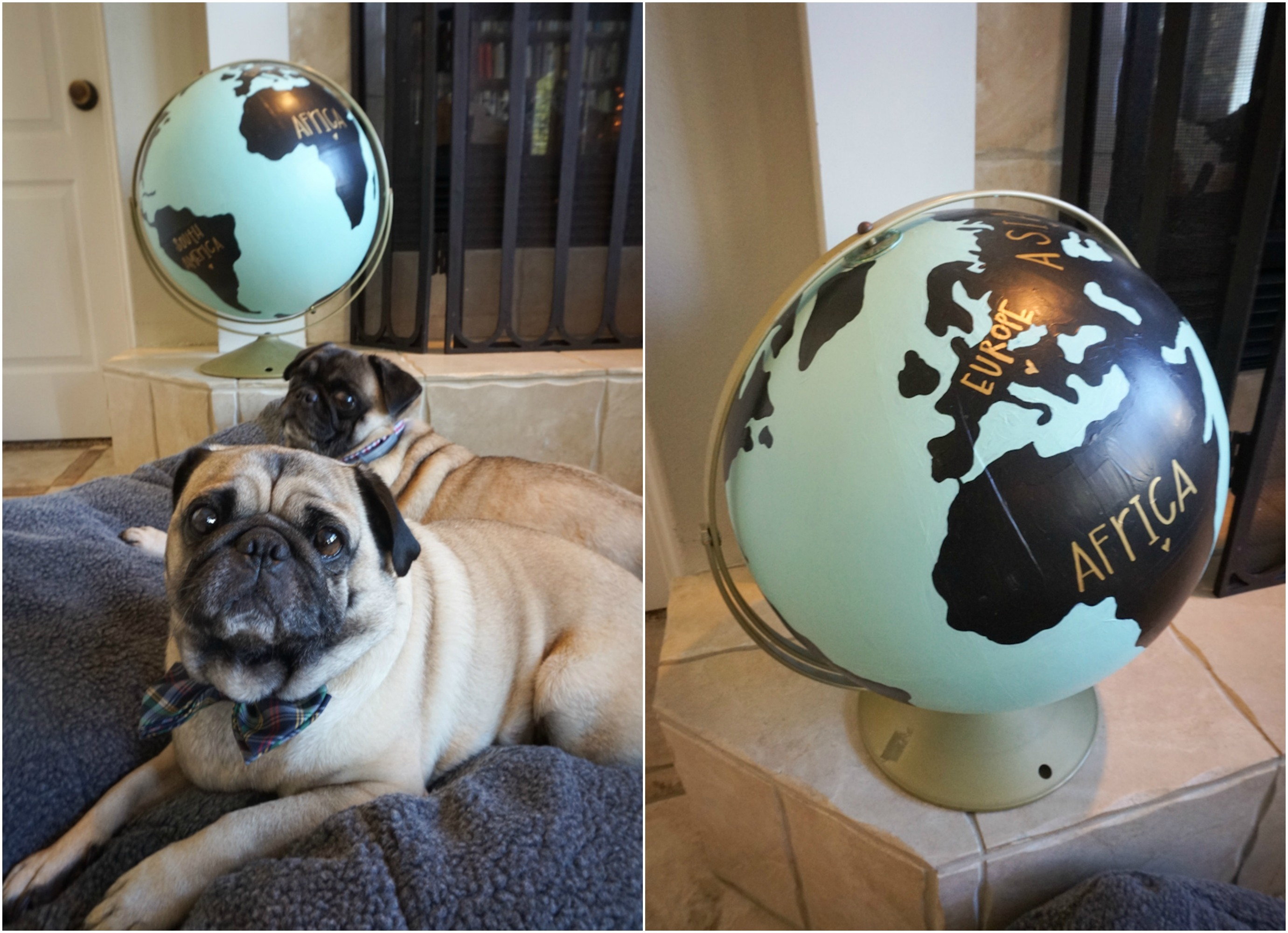 Why this DIY will make you travel a globe! {check it out} – Lisa
