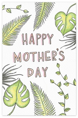 Happy Mother's Day {greeting card}